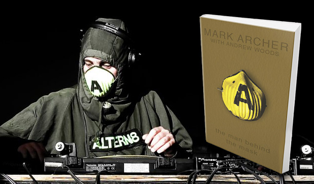 The Man Behind the Mask – Mark Archer (Book Review)