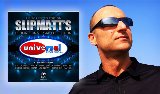 Pre-Order Slipmatt's Ultimate Universal Collection now!
