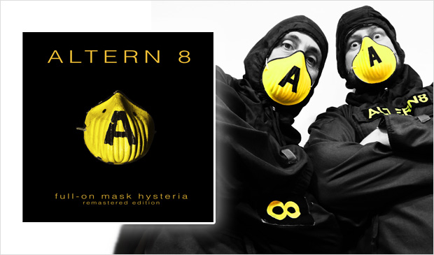 Full-On Mask Hysteria (Remastered Edition) – Altern 8 (Album Review)