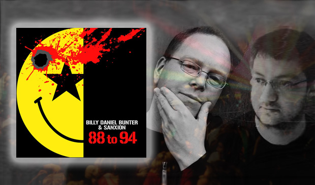 "88 to 94 – Billy ""Daniel"" Bunter & Sanxion (Album Review)"
