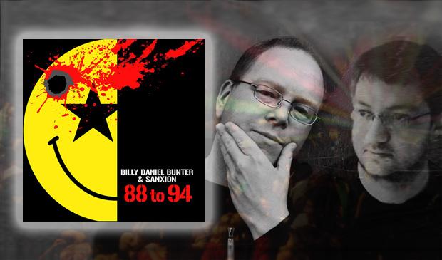 "88 to 94 – Billy ""Daniel"" Bunter & Sanxion (Album Review)"