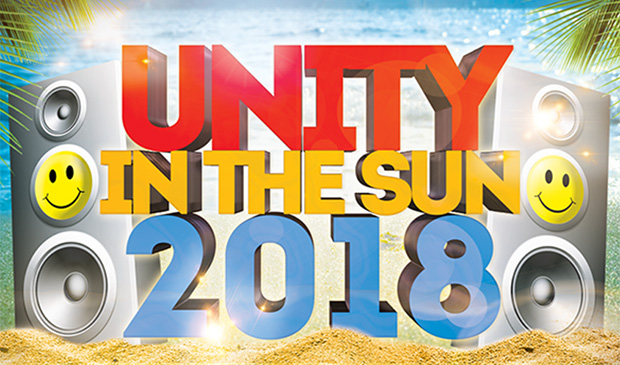 Unity in the Sun to return in 2018