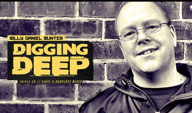 "Tracklisting Revealed for Bunter's ""Digging Deep"""