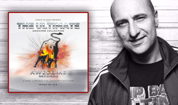 "Slipmatt on ""The Ultimate Awesome Records Collection"" (Interview)"