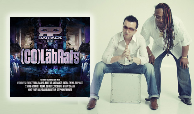 (co)LabRats – RatPack (Album Review)