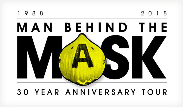 Man Behind The Mask 30 Year Anniversary Tour – Tour Dates
