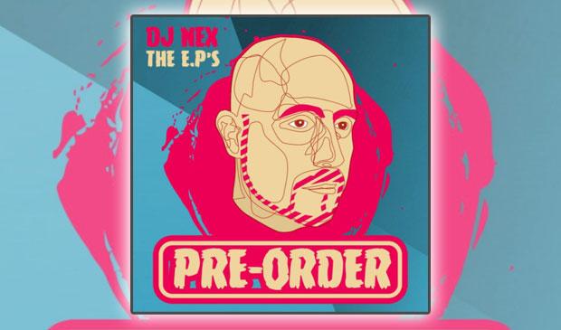 """Mark Archer on """"DJ Nex – The EPs"""" (Interview)"""