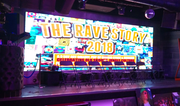 The Rave Story 2018 (Event Review)