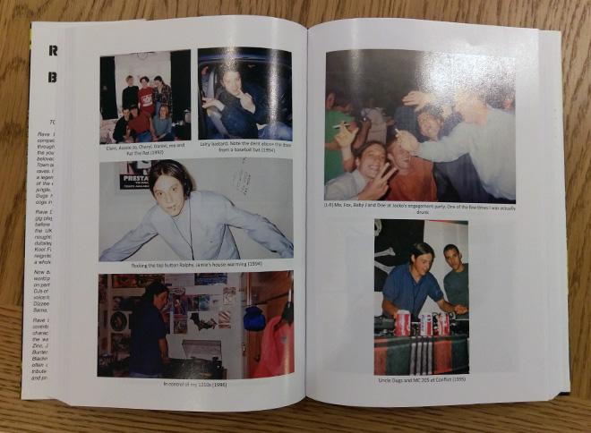 Rave Diaries Tower Block Tales Photos