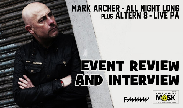 Mark Archer - All Night Long (Review & Interview)