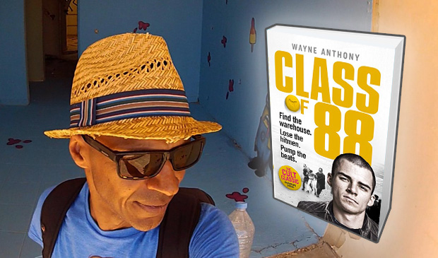 Class Of 88 – Wayne Anthony (Book Review & Interview)