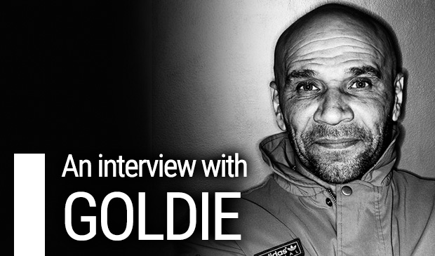 An Interview With… GOLDIE