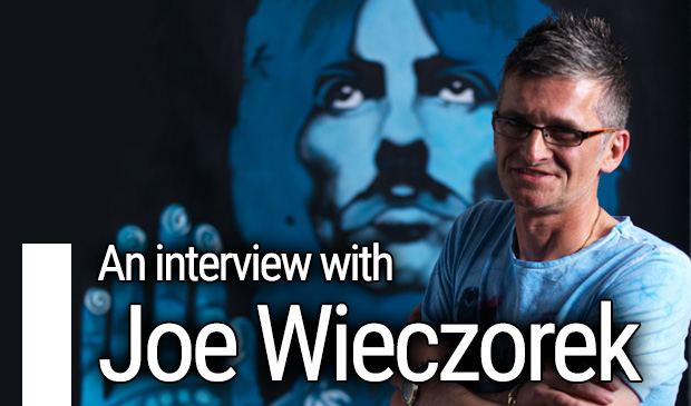 An Interview with… Joe Wieczorek