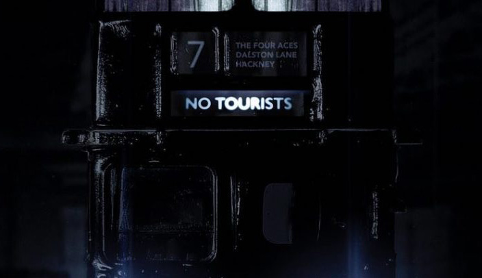 "Artwork from the forthcoming Prodigy album ""No Tourists"" referencing their Labrynth roots"