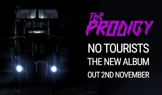 "The Prodigy Drops ""No Tourists"" Album November 2nd (Preview)"
