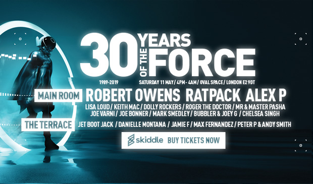 "Centreforce Celebrates ""30 Years of the Force"""