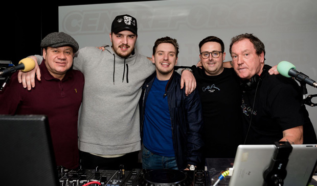 Majestic and The Wide Boys support Centreforce Radio's 24-hour show for charity