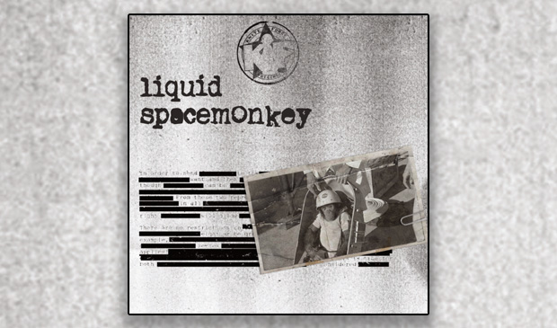 Space Monkey – Liquid (Review)