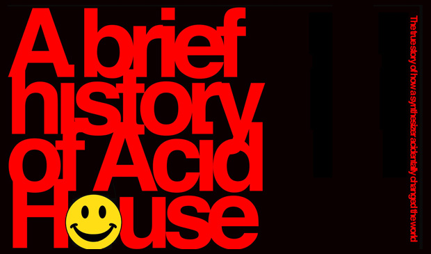 A Brief History of Acid House – Suddi Raval (Book Review)