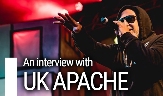 An Interview With… UK Apache