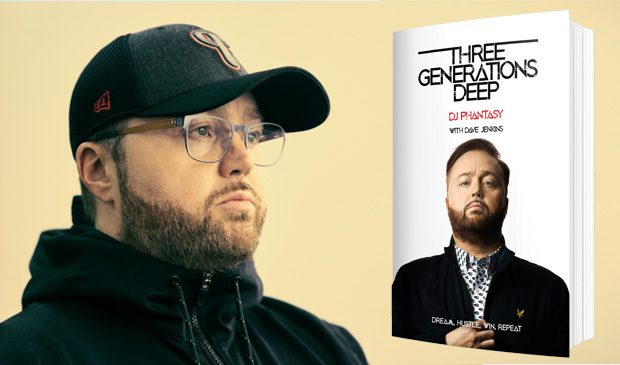 Three Generations Deep – DJ Phantasy (Book Review)